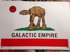 "Sket One ""Galactic Empire"" Star Wars Print Super Rare Limited Edition!!!"