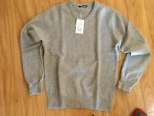 vancl men's V Neck pull over Sweather size XXL Long Sleeve Lambs Wool