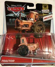 CARS - TRACTOR Deluxe - Mattel Disney Pixar RARO