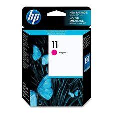 Genuine HP 11, Magenta Color Original Ink Cartridge C4837A