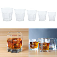 Acrylic Tumbler Soda Cups Drinking Glasses Water Tea Juice 135ml - 300ml