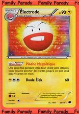 Electrode Holo 90pv 33/116 Glaciation Plasma Carte Pokemon Rare neuve fr