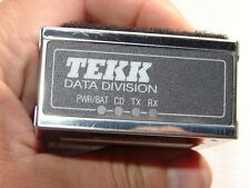 Paging Transmitter 459.675 Aps Xmtr Tekk inc Ks-960 Uhf transceiver lot of 1