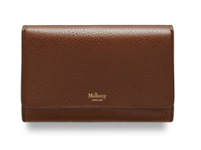 Mulberry Continental French Purse Wallet - Mint!