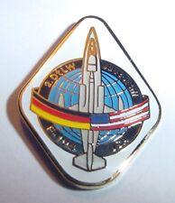 Bundeswehr Luftwaffe Pin 2. DtLw Ausb.Stff Starfighter F-104 USA .........P8407