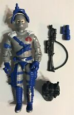 Black Major Toys Night Viper Snow Serpent Division Loose Complete