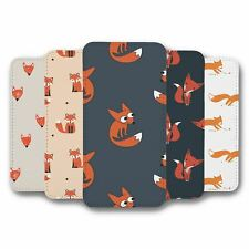 For iPhone 11 Flip Case Cover Fox Collection 1
