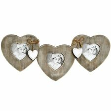 Wood Family Friends Rustic Photo & Picture Frames