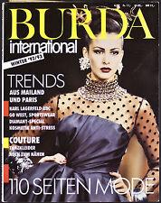 Burda International W 4/92