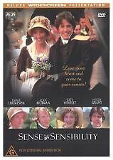 SENSE AND SENSIBILITY - BRAND NEW & SEALED R4 DVD (EMMA THOMPSON, HUGH GRANT)