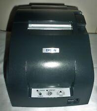 EPSON TM-U220PB MODEL M188B DOT MATRIX POS KITCHEN PRINTER  - PARALLEL PORT