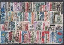 FRANCOBOLLI 1955/59 REPUBBLICA LOTTO Z/7339