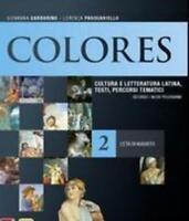 Colores vol.2 Paravia Pearson scuola, Garbarino/Pasquariello cod:9788839532305