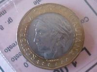 1000 LIRE BIMETALLICA  DAL 1997 AL 2001,DA SERIE DIVISIONALE,FDC