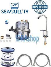 Purificatore depuratore filtro d'acqua Seagull IV X-1F con cartuccia e rubinetto