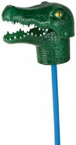 RAVENSDEN GIANT CROCODILE GRABBER 49CM ANIMAL GREEN TOY PRETEND PLAY GIFT IDEA