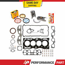 Fits 02-05 Nissan Sentra SE-R Gaskets Rings Bearings QR25DE