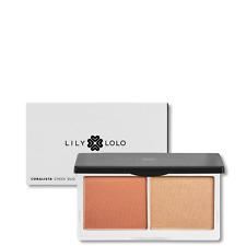 Lily Lolo - Coralista Cheek Duo 0.35 oz New In Box