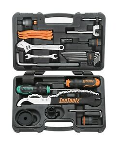 IceToolz Essence Tool Kit (82F4) Road Mountain Bike Bicycle Cycle Tools (NEW)