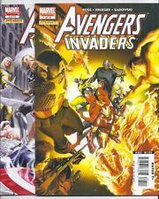 Avengers/Invaders 9.0 VF/NM Grade Modern Age Avengers Comics