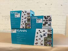 Genuine Kubota Engine & Hydraulic Service Kit to suit G18/G21 W21TK00072