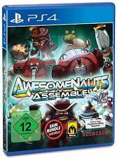 AwesomeNauts Assemble I PlayStation 4 I OVP