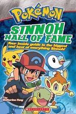 Pokemon: Sinnoh Hall of Fame Handbook