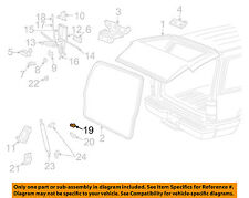 FORD OEM Tailgate-Striker E4TZ98404A42A