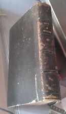 TOPFFER Rodolphe. Le presbytère. Hachette. 1855.