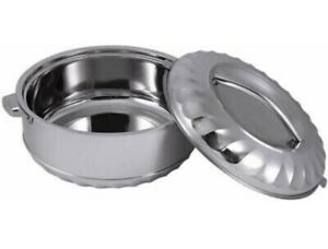 Max Fresh - Stainless Steel Insulated Food Warmer 3.5 Liter