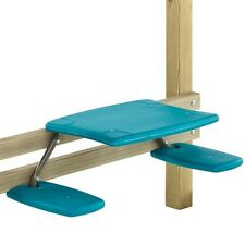 TABLE AND SEATS KBT - Pic Nic Cubby House Accessories Fort Playground Equipment