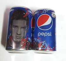 PEPSI can from INDONESIA - PEPSI 2014 Asia Collect Cola La Liga LIONEL MESSI