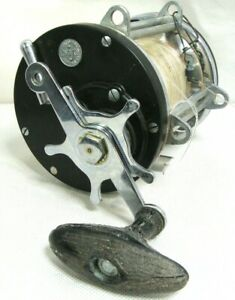 Vintage Ocean City Long Key Big Game Fishing Reel USA