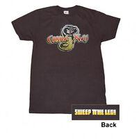 Karate Kid Cobra Kai Logo  Adult T-Shirt