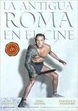 Colección Cine-Historia: LA ANTIGUA ROMA EN EL CINE. ENVÍO URGENTE (ESPAÑA)