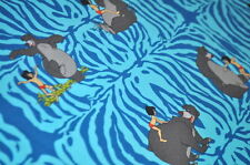 Jersey Disney jungla libro Mowgli Balu shirkan Bagheera azul Zebra