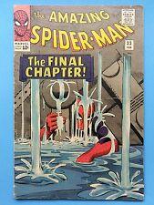 The Amazing Spider-Man #33 (Feb 1966, Marvel)