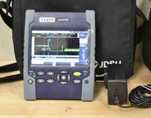 JDSU Viavi SmartOTDR E136FB Handheld OTDR, 1310/1550/1625nm Guaranteed GOOD