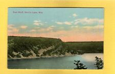 Devil's Lake,Sauk County,WI Wisconsin, East Bluff