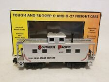 Rail King By MTH O Scale Southern Pacific Steel Caboose 30-7731