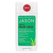 Jason Soothing Aloe Vera Pure Natural Deodorant Stick 71g