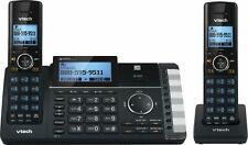 Vtech - Ds6251-2 Dect 6.0 Expandable Cordless Phone System with Digital Answe.