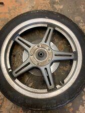 1978 Honda CX500 Deluxe CX 500 front wheel rim
