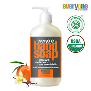 [EO Everyone] Hand Soap For Clean healthy hands Tangerine+Vanilla - Hand Washes
