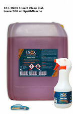 INOX Insect Clean 5 L + leere 500 ml Sprühflasche