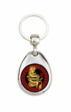 Porte clés - Astrologie - Dragon 2