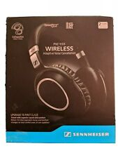 Sennheiser PXC 550 Wireless – NoiseGard Adaptive Noise Cancelling, Bluetooth-