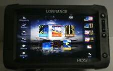 New listing Lowrance Hds 9 Touch Insight Gen 2 Gps / Fishfinder Lowrance