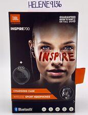 JBL Inspire 700 Wireless In Ear Bluetooth Sport Headphones w/Charging Case. NEW!