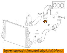 GM OEM Turbo Turbocharger-Boost Sensor 12644807